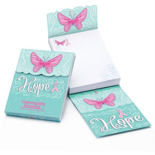 Hope Sticky Pad Matchbook-Style Packet - Personalization Available