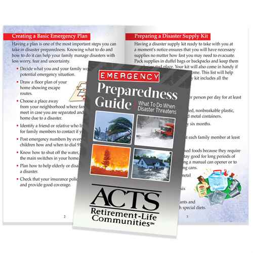 Emergency Preparedness Guide: What To Do When Disaster Threatens
