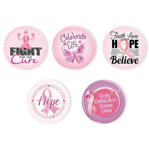 Awareness Button Assortment Pack