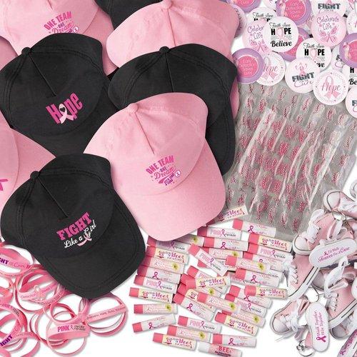 Breast Cancer Awareness Assortment Pack