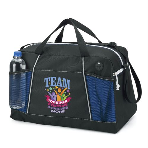 WTEAM: Together Everyone Achieves More Northport Duffel Bag
