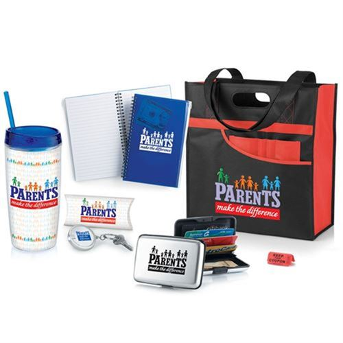 Parents Make A Difference 5-Piece Raffle Pack
