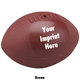 Mini Football - Personalization Available
