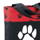 PAW Small Tote Bag - Personalization Available