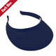 Comfort Foam Visor Made In The USA - Personalization Available