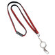 Medallion With Full-Color Imprint Retractable Bling Lanyard - Personalization Available