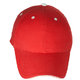 6-Panel Structured Low Profile Cotton Cap With Sandwich Visor - Personalization Available