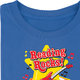 Reading Rocks! (Royal Blue) Adult T-Shirt - Personalization Available
