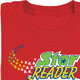 Star Reader (Red) Youth T-Shirt - Personalization Available