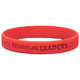 Readers Are Leaders Silicone Bracelet With Pledge Card