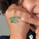 Earth Day Rocks Temporary Tattoos