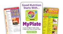 march is is National Nutrition Month. nutrition & wellness tools, nutrition & wellness giveaways
