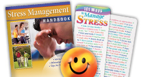 april is stress awareness month. stress manangement, tools, incentives and giveaways
