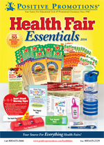 Health Fair Giveaways & Incentives Product Catalog