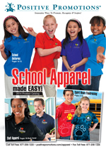 Click here to view our School Apparel Product Catalog