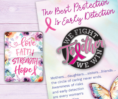 44ab6735fbeb Breast Cancer Awareness 2019 | Positive Promotions