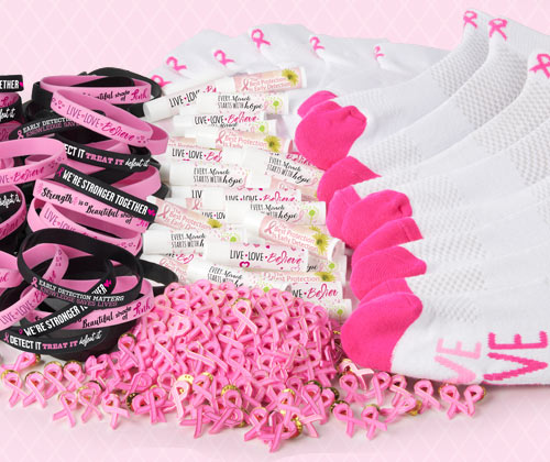 Breast Cancer Awareness walks and runs essentials