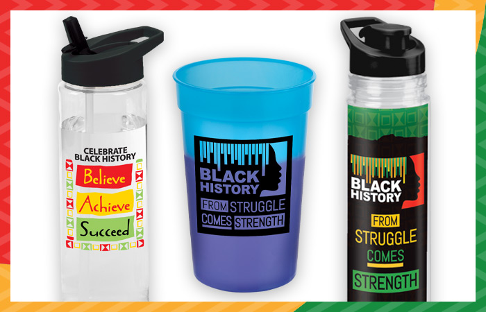 Black History Month Drinkware