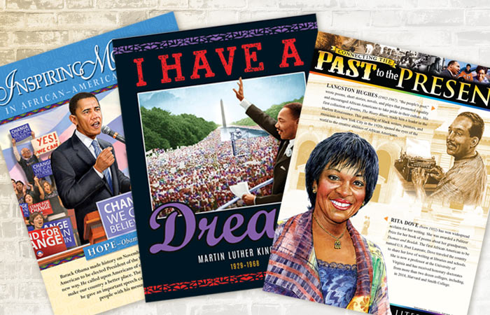 Black History Month Poster Sets
