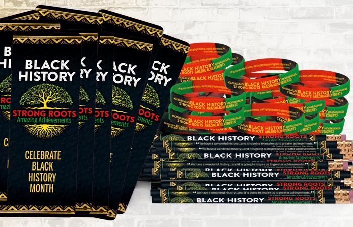 Black History Month Value Packs & Raffle Packs