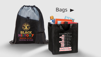 black history month bags