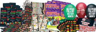 Click here to see our Black History Month value packs & kits.