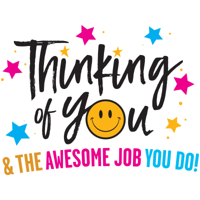 Thinking Of You And The Awesome Job That You Do Theme from Positive Promotions
