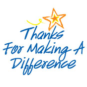 Thanks For Making A Difference