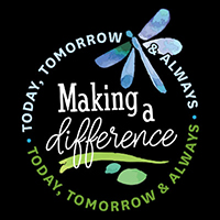 Making A Difference Today Tomorrow And Always Theme from Positive Promotions