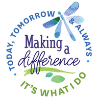 Making A Difference It's What I Do Theme from Positive Promotions