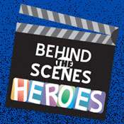 Behind The Scenes Heroes Theme from Positive Promotions