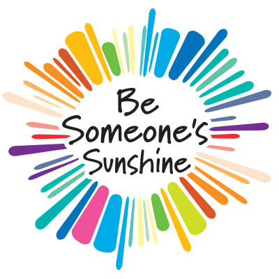Be Someone's Sunshine Theme from Positive Promotions