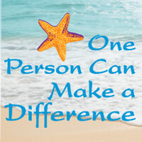 One Person Can Make A Difference Theme from Positive Promotions