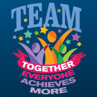 TEAM Together Everyone Achieves More Theme from Positive Promotions