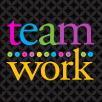 Team Work Theme from Positive Promotions