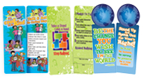 Click here to shop our Bully Prevention Bookmarks