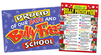 Click here to see our Bully Prevention Banners & Posters