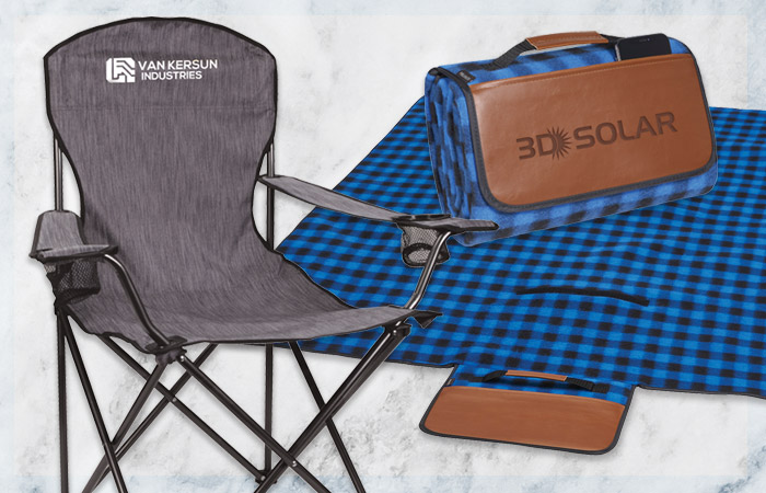 Build Your Brand - custom outdoor products