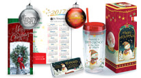 Christmas gifts, share the joy of giving at Christmas with keepsake promotional products that capture the true meaning of the holiday