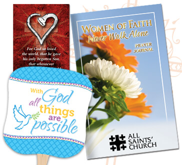 Christian themed gifts. Inspirational Christian gifts