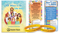 religious educational tools and gifts for young church members
