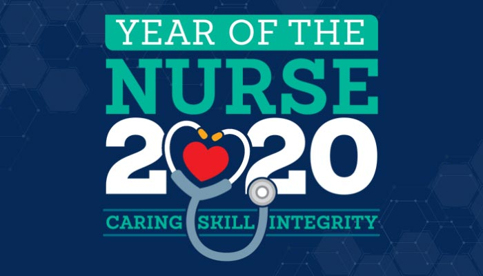 2020 declared Year of the Nurse