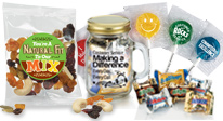 shop all of our customer service recognition food gifts & snack packs.
