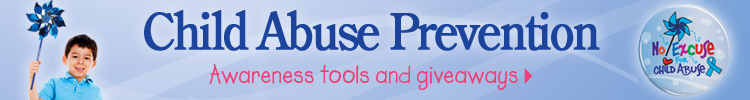 Child abuse prevention awareness tools and incentives. Protecting children is everyone's job