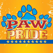Paw Pride Theme from Positive Promotions