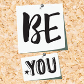 Be You Theme from Positive Promotions
