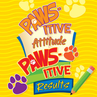 Pawsitive Attitudes, Pawsitive Results Theme from Positive Promotions