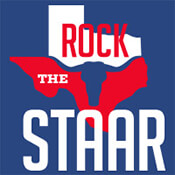 Rock The STAAR! Theme from Positive Promotions