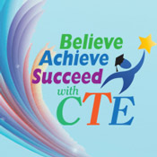 Believe Achieve Succeed With CTE Theme from Positive Promotions