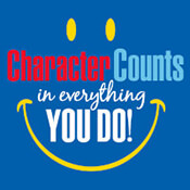 Character Counts In Everything You Do Theme from Positive Promotions